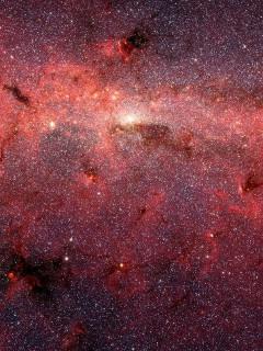 A cauldron of stars (NASA)